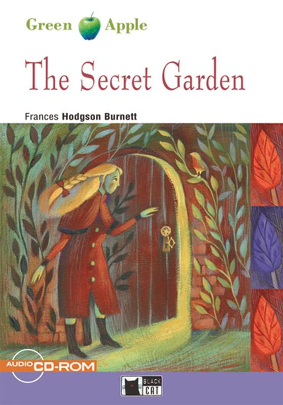 Secret Garden Reader (GA) + Audio CD/CD ROM