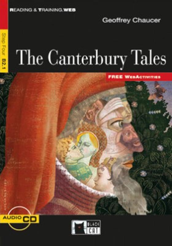 The Canterbury Tales Step Four B21 Reading Training Readers