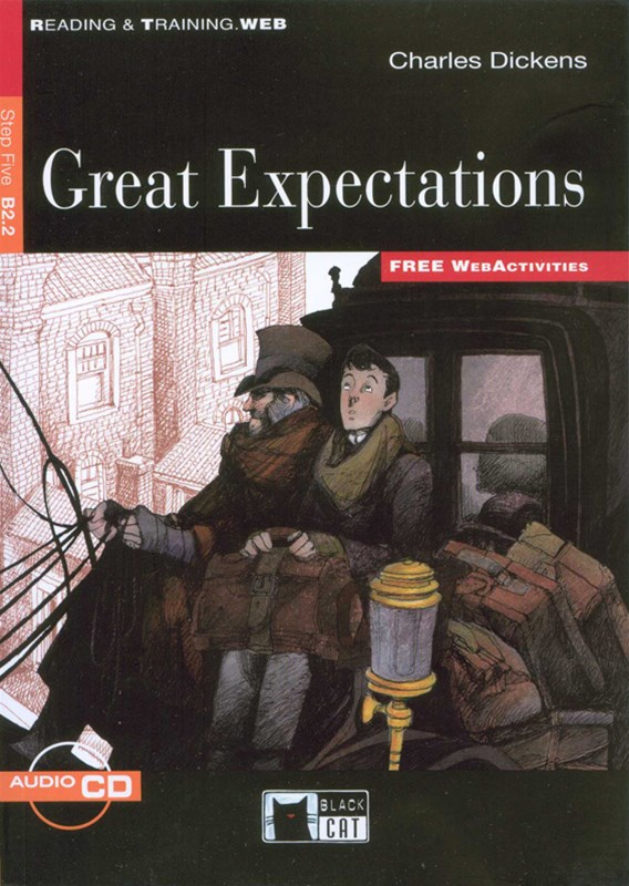 imprisonment in great expectations and a Great expectations has 559235 ratings and 13476 reviews michael said: my  students (and some of my friends) can't ever figure out why i love this novel.