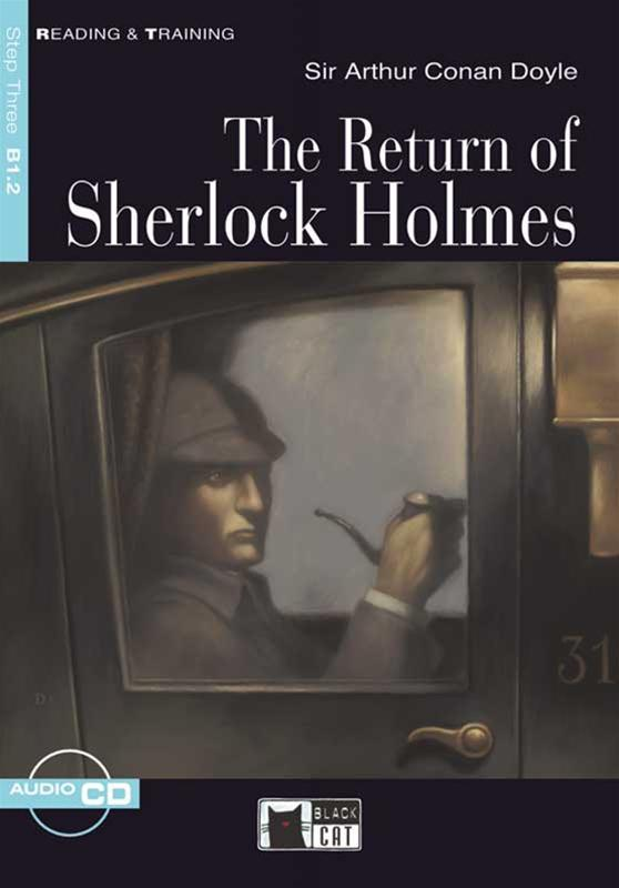 The Return of Sherlock Holmes, Step Three B1.2, Reading