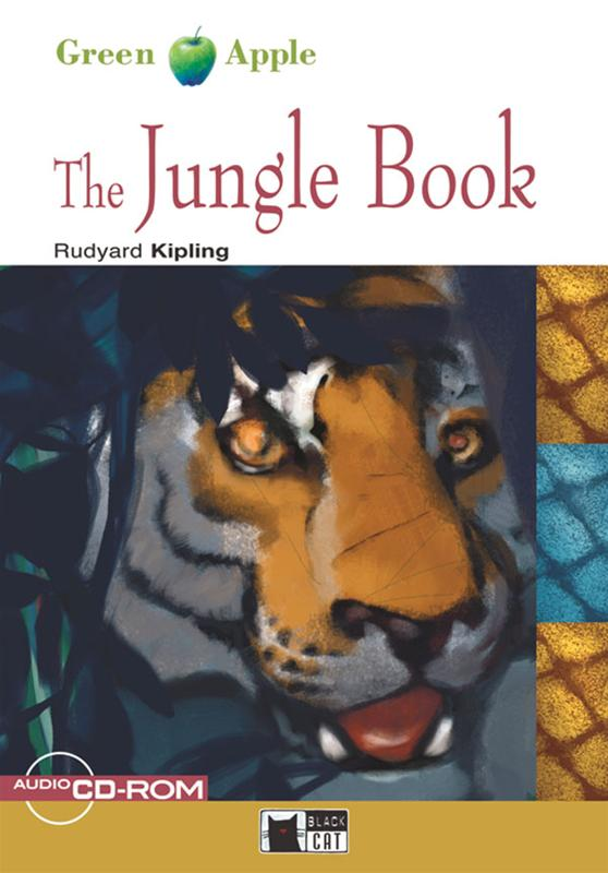 The Jungle Book, Starter A1, Green Apple, Readers