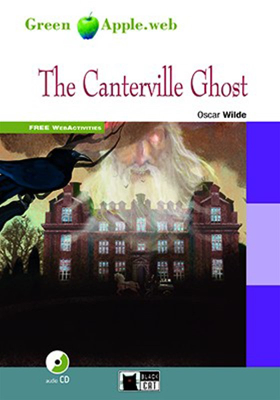 Canterville Ghost  Step One A2  Green Apple  Readers